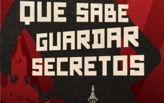 la mujer que sabe guardar secretos