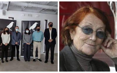 Rosa Regàs, Premio José Luis Sampedro de Getafe Negro